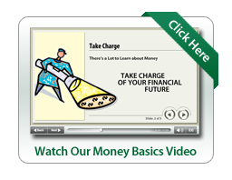 Watch a video to learn money basics
