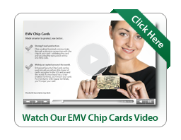 Watch this video to learn about EMV chip cards